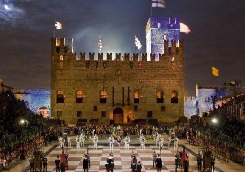 castello marostica